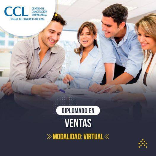 Diplomado Virtual en Ventas