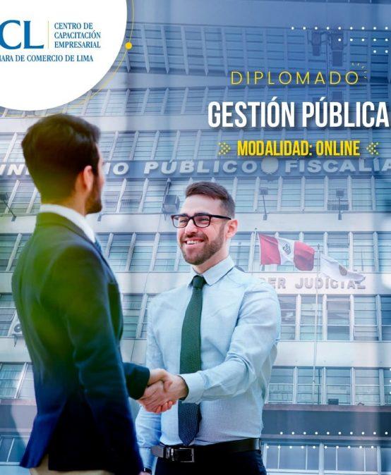 Diplomado en Gestión Pública