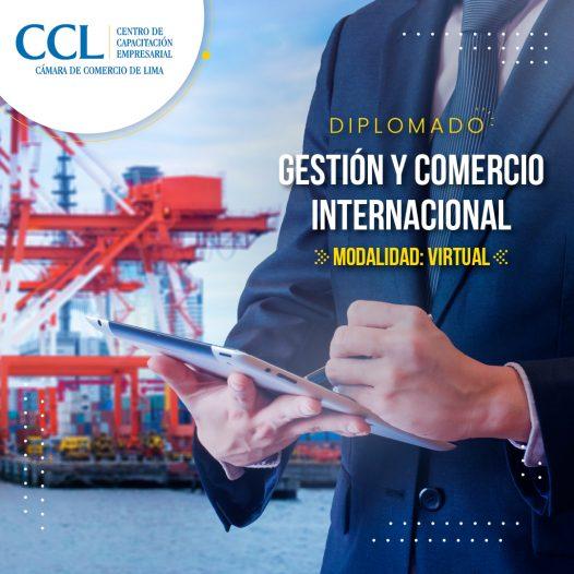 Diplomado Virtual en Gestión y Comercio Internacional