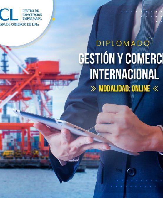 Diplomado en Gestión y Comercio Internacional