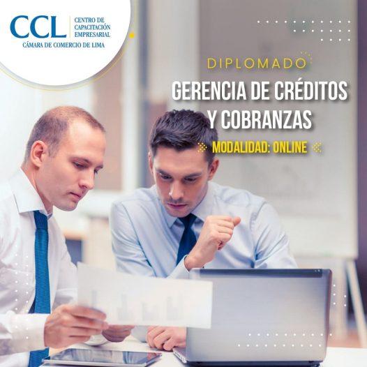 Diplomado en Gerencia de Créditos y Cobranzas
