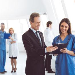Diplomado en Gerencia de servicios de Salud