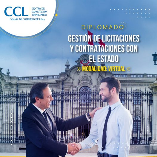 Diplomado Virtual en Gestión de Licitaciones y Contrataciones con el Estado