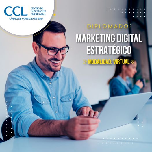 Diplomado Virtual en Marketing Digital Estratégico