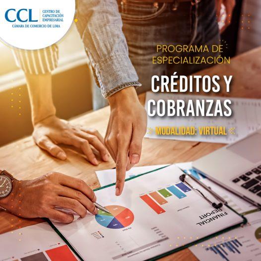 Especialización en Créditos y Cobranzas
