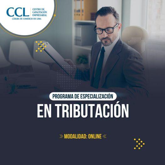 Especialización en Tributación