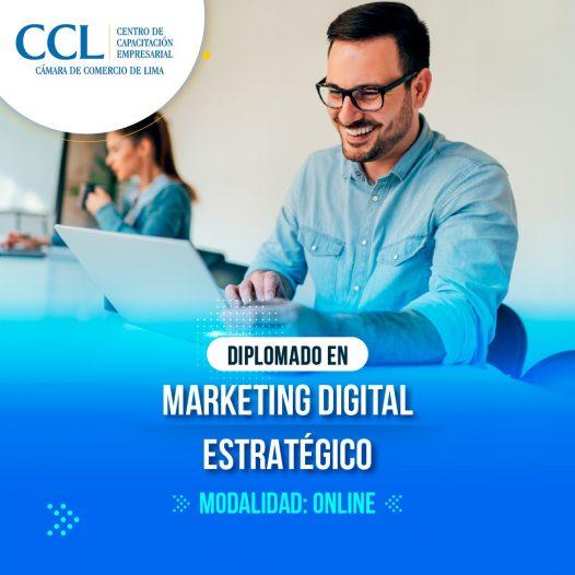 Diplomado Virtual en Marketing Digital